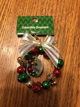 "Ornament Chrismas Tree Collectible "" I Love Grandpa "" Ships N 24h - $7.90"
