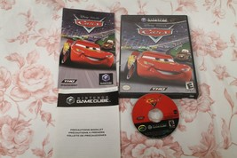 Disney Pixar Cars (Nintendo GameCube, 2006) complete - black label - $9.89