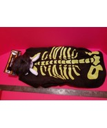Pet Holiday Dog Clothes XL Skeleton Halloween Costume Extra Large Canine... - $9.49