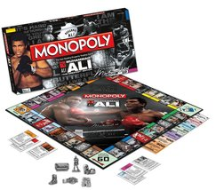Muhammad Ali Monopoly Board Game by USAopoly - NEW/SEALED - $39.99