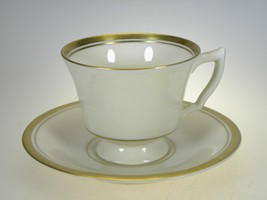 Syracuse China MONTICELLO Demitasse Cup & Saucer - $4.95