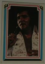 Elvis Presley In White Jumpsuit Trading Card 1978 #51 - $1.97