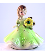 Josef Originals May Emerald birthday girl birth... - $28.00