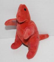 T-Rex Dinosaur McDonalds Happy Meal Beanie Baby Plush Toy Stuffed Animal... - $9.85