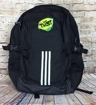 Adidas Golf Backpack NWOT Pepsi Mist Twst Black Laptop bag - $43.54