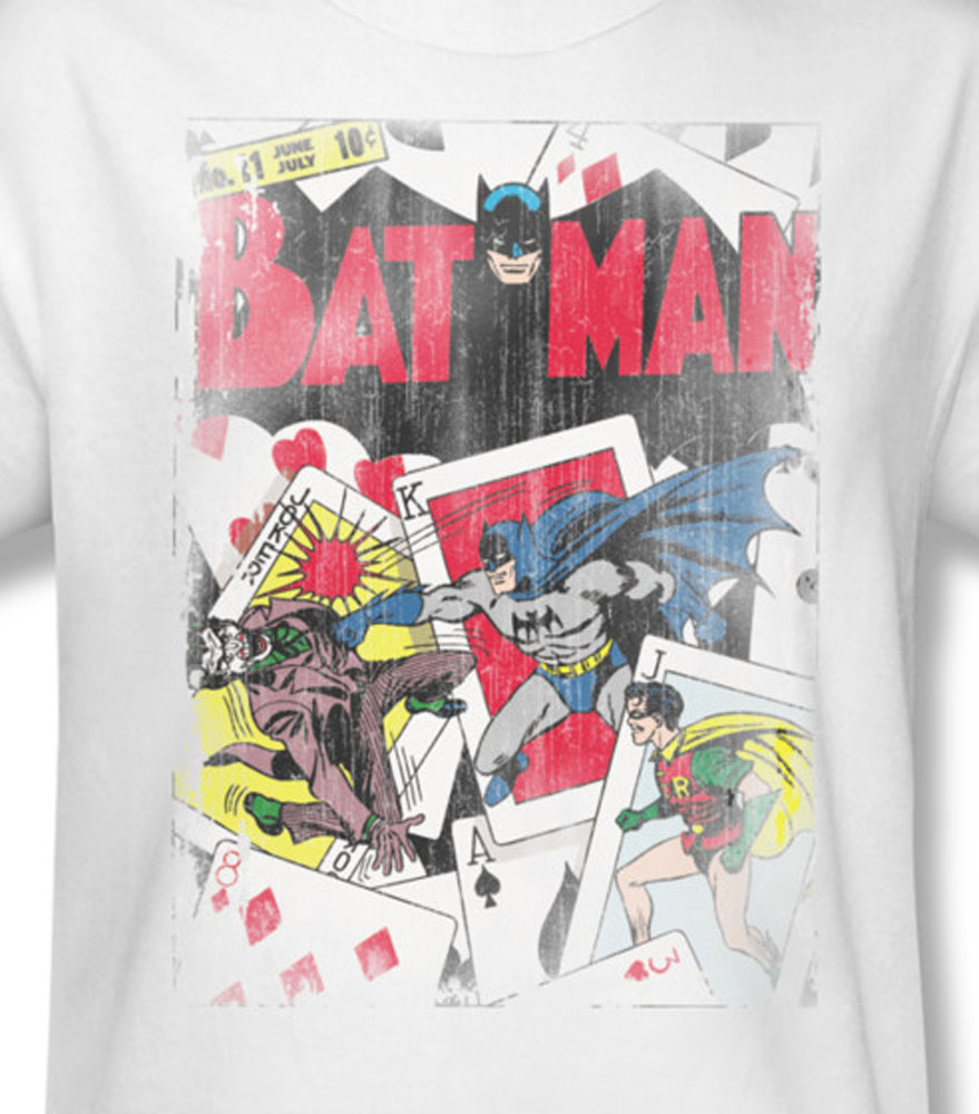 Batman and robin joker dc comics heros for sale online graphic tee 2 dco135 at