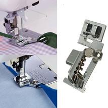 Household Sewing Machine Bias Tape Binder Metal Presser Foot Accessories... - $8.97