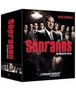 The Sopranos - Complete Series (New DVD Set) TV Show - $69.99