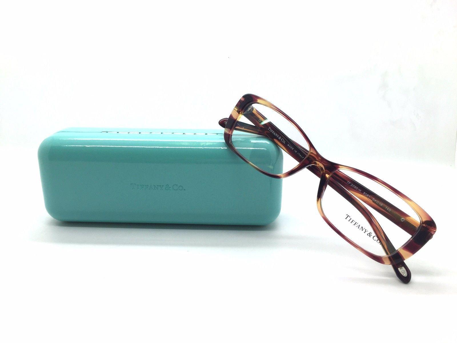 75984524587 Eyeglasses TF 2090-H 8081 54-16 Violet - Burgundy Tortoise Frame -  139.47