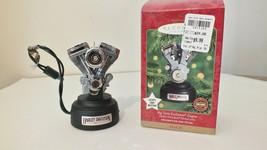"Hallmark Ornament Harley-Davidson ""Big Twin Evolution Engine"" Lights & M... - $9.49"