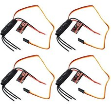 EMAX 4X SimonK 12A Brushless ESC Speed Controller for FPV QAV250 200 Mul... - $26.95