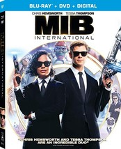 Men in Black: International (Blu-ray + DVD + Digital, 2019)