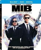 Men in Black: International (Blu-ray + DVD + Digital, 2019)