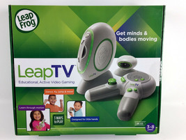 LeapFrog LeapTV Educational Video Gaming System - $128.69