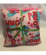 Troll Hugs Pillow And Blanket Troll Movie Pillow Poppy Pillow Handmade I... - $19.99
