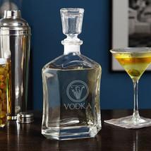 Top Shelf Custom Liquor Decanter - Choose Your Design - $59.95