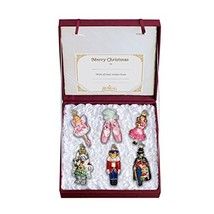 Old World Christmas Ornaments: Nutcracker Suite Collection Glass Blown O... - $85.07