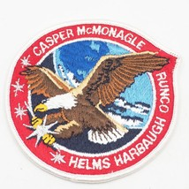 NASA Endeavour STS-54 Embroidered PATCH Casper McMonagle Helms Harbaugh ... - $8.90