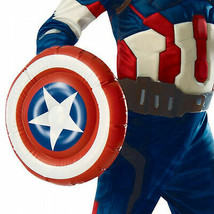 Captain America Inflatable Shield Blue - $14.98