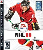 NHL 09 - Playstation 3 [video game] - $7.83