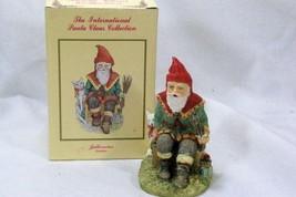 International Resources 1993 Sweden Jultomar Santa Figure SC13 - $6.92