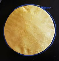 AMARIGE de GIVENCHY Round Cosmetic/Other Essential Case Pouch Fully Lined NEW image 8