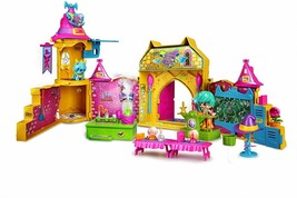Pinypon Little School Of Witches Set Toy And Accessories 1 Figure Its Pet - $292.86