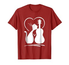 Brother Shirts - Cat Love Guitar Shirt - Meow Collection Gift For Music ... - $19.95+