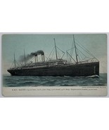 Old 1900s Undivided Postcard R.M.S. Baltic Passenger Steamship Unused Wh... - $24.45