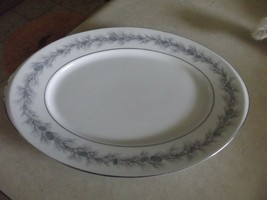 Style House Duchess 14 1/4 inch oval platter 1 available - $8.86