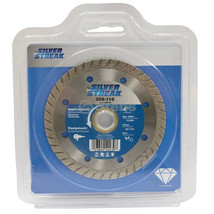 "Stens 309-110 Silver Streak Turbo Blade Diamond Cut-Off Saw 4"" Turbo Blade - $7.34"