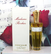 Madame Rochas By Rochas EDT Spray 3.4 FL. OZ. NWB - $59.99