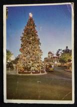 VISIT DISNEYLAND 1965 CARD #17 CHRISTMAS TREE DONRUSS RARE BLUE BACK EDI... - $9.99