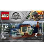 LEGO Jurassic World Baby Velociraptor Playpen (30382) Bagged - $6.99