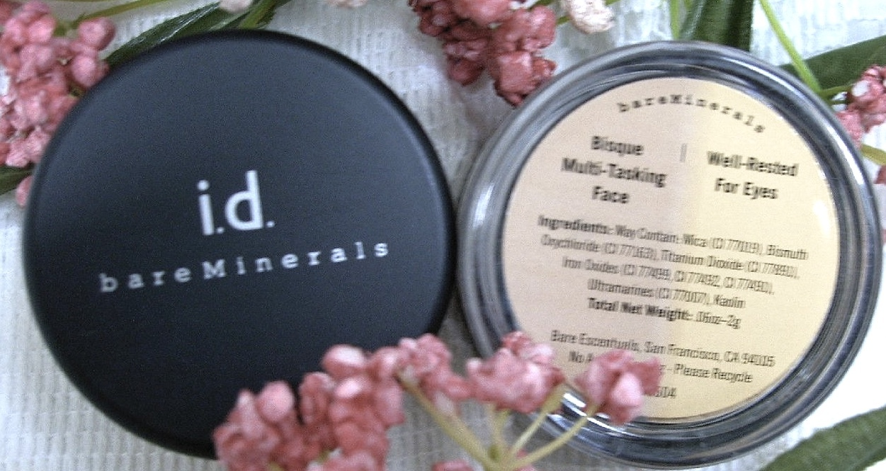 Bare Escentuals bareMinerals Bisque Multi-Tasking Well Rested Duo Sealed Sifter