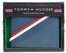 Tommy Hilfiger Men's Premium Leather Credit Card ID Wallet Passcase 31TL130012 image 4