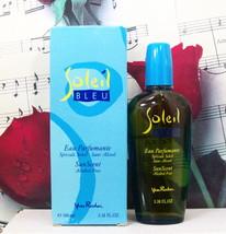 Yves Rocher Soleil Bleu Eau Parfumante Sun Scent Alcohol Free Spray 3.38 Oz.   - $119.99