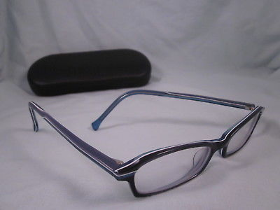 a1f1daff5ef4 ProDesign Denmark Rx Eyeglasses C9332 Full Rim Plastic Frames Blue White  CHILD -  16.68