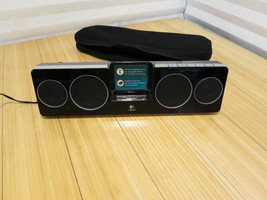Logitech Pure-Fi Anywhere 2 iPod iPhone MP3 Docking Stereo Speakers With... - $23.02