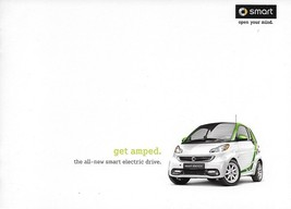 2013/2014 SMART FORTWO ELECTRIC DRIVE US sales brochure catalog 13 Swatc... - $8.00