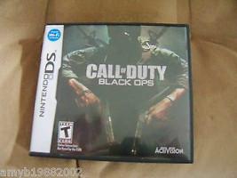 Call of Duty: Black Ops (Nintendo DS, 2010) EUC  - $31.00