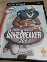Sony PS2 NCAA GameBreaker 2004 image 1