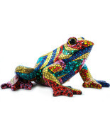 Barcino Designs Carnival Frog Mosaic New brand from Spain - $17.347,28 MXN