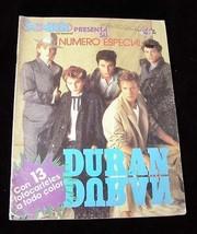 Sonido Presents Duran Duran Special Issue - $16.99