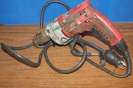 "Milwaukee 0235-21 1/2""  Corded Drill/Driver - $59.00"
