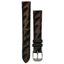 Michele 16mm Copper Genuine Leather Strap MS16AA090221 Deco 16 Lilou - $45.89