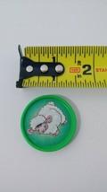 Fisher Price Barnyard Bingo game replacement used coin token green lamb ... - $2.96