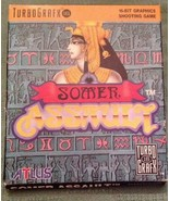 Turbo Grafx 16 Hu-Card Somer Assault. 1992. Very Good. - $158.40