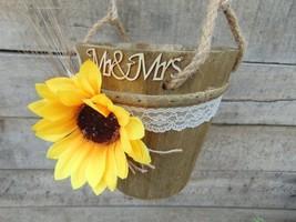 Rustic Flower Girl Basket - $24.00