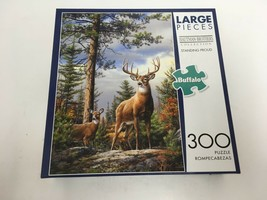 Buffalo Games - Hautman Brothers - Standing Proud - 300 Large Piece Jigsaw NEW - $10.39